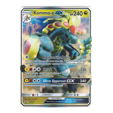Kommo-o GX Holo Sun & Moon Promos SM71 (Proxy | Flash Card)