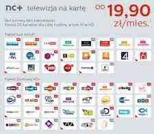 Karta MIX Z pakietem NA 1 miesiac ZA GRATIS!!! + WARSAW HD!!!