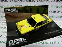 OPE90R voiture 1/43 IXO eagle moss OPEL collection : Kadett C GT/E rallye #13