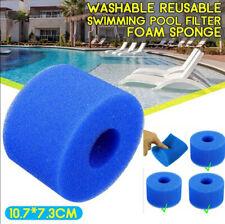 1/2/4/6 Foam Spa Hot Tub Filters V1 S1 Washable Bio Sponge Intex Reusable US