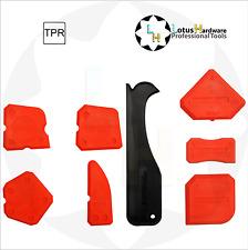 Silicone Sealant Spreader Finishing Tool Kit + Remover 8pcs Yato YT-5261+YT-5262