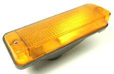 OEM 82-91 Audi 100 5000 Driver Side Bumper Turn Signal Lens/Bucket 443953049G