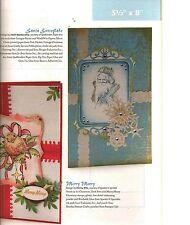 Card Maker's Sketch Book Christmas Celebration 125+ Holiday Card Designs Book