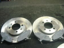 ROVER 800 820 825 92-99 FRONT BRAKE DISCS  262MM NEW
