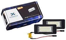 Premium LED Kennzeichenbeleuchtung Nissan Qashqai J10 + J11 A10