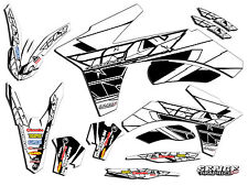 FITS KTM 2003 EXC 200 250 300 450 525 GRAPHICS KIT DECO DECALS STICKERS SENGE