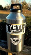 Yeti 64 Oz Rambler Stainless Steel Water Thermos Bottle W/Lid Yramb64