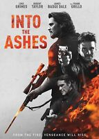 DVD - Action - Into The Ashes - Frank Grillo - Luke Grimes - James Badge Dale