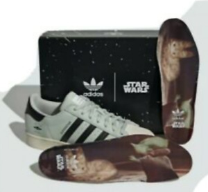 NIB Star Wars X Adidas Shell Mandalorian The Child Baby Yoda GZ2751