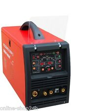 Inverter WELDER FANTASY PULSEMIG 250P/1 3w1 MIG/MAG PULSE, TIG DC PULSE MMA