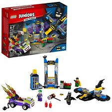 LEGO® Juniors - The Joker™ Batcave Attack 10753 151 Pcs