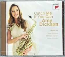 Amy Dickson: Catch Me If You Can John Williams Saxophone Concerto venaient Knopfler