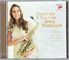 Amy DICKSON: CATCH ME IF YOU CAN John Williams Saxophone Concerto Kamen Knopfler