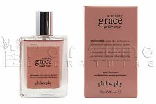 philosophy amazing grace ballet rose eau de toilette spray 2fl.oz. / 60ml