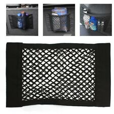 Car Auto Rear Trunk Back Seat Cargo String Net Organizer Bag Mesh Storage Pocket