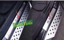 4 x porte acier sill éraflures protections bmw 1 3 5 7 série 2007-2015