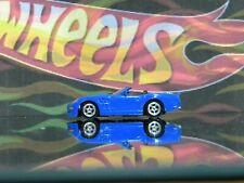 Hot Wheels Shelby Series 1 Blue