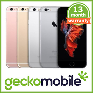 Apple iPhone 6s - VARIOUS NETWORKS - 16/32/64/128GB - ALL COLOURS - Smartphone