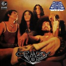 AKA - crazy joe  -   Indonesia 1972  (granadilla) re-releasse LP