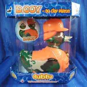 D. Coy Duck Hunting Rubba Duck Rubber Duck NIB NEW!