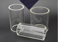 OD 85-120mm chemical pipe boiler high borosilicate glass tube Long 100mm #A6N LW