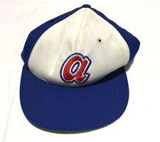 8635ec591e5 Vintage 1970s Atlanta Braves Fitted Cap NOS Roman Pro 6 1 2 Small NWT