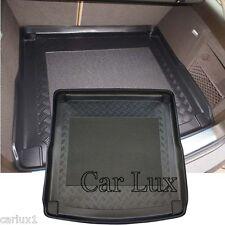 Cubeta Protector maletero AUDI A4 B8 Avant desde 2007- a medida y ANTIDESLIZANTE