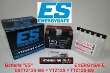 """Batteria ENERGYSAFE ES-TTZ12S-BS 12V-11Ah """"MF"""" per HONDA SH 300 dal 2007 >2014"""