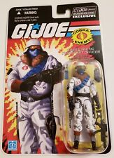 ICE VIPER OFFICER FSS 7.0 MOC GI Joe Club Exclusive