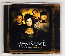 EVANESCENCE Cd Maxi MY IMMORTAL 4 versions  2003