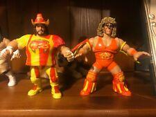Ultimate Maniacs Custom WWF WWE Hasbro Retro Mattel Series Wrestling Figure