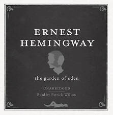 The Garden of Eden - Ernest Hemingway Audio Book 6CD New Sealed Free Postage