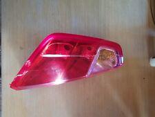 FIAT GRANDE PUNTO N/S REAR PASSENGER TAIL LIGHT LENS ONLY 51701589
