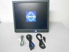 """Pelco 200 Series 19"""" LCD TFT Video Surveillance Monitor Model # PMCL219"""