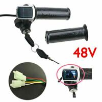 48V Electric Bicycle LCD Twist Throttle Kit for Voilamart Conversion EBike Kit