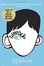 WONDER by R J Palacio Hardcover - Brand New book (0375869026)