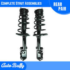 Rear Complete Strut & Coil Spring Assembly 07-11 Toyota Camry 08-12 (Brand New)