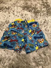 BOYS AGE 5-6 PAW PATROL SWIMMING SHORTS