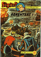 SIGURD Nr.183 - Gekentert ! - Sammlerausgabe N. Hethke Verlag (1993-07)