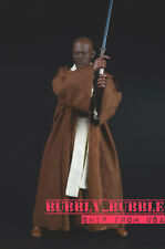 1/6 STAR WARS Jedi Knight Obi-Wan Kenobi Clothing Lightsaber Set B IN STOCK USA