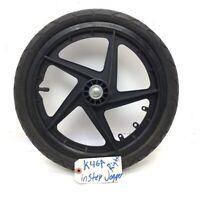 "16"" Instep JOGGER STROLLER  Black Mag Rear Wheel Tire 16"" x 1.75 (right)  #k46A"