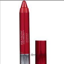 Revlon Colorburst Lacquer Balm Lipstick in 135 PROVOCATEUR - SEALED + FREE P&P