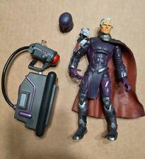 "MARVEL LEGENDS MAGNETO Action Figure 2005 Toybiz 6"" X-Men Classics Complete"