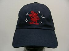 Mickey Mouse - Disney Parks - One Size Adjustable Strapback Ball Cap Hat!