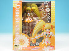[FROM JAPAN]S.H.Figuarts Heart Catch PreCure! Cure Sunshane Action Figure Ba...