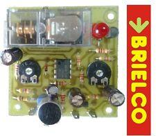 VOX CONTROL CIRCUITO A RELE ACCION POR VOZ SEÑAL SONIDO 12V BRIELCO 1049 BD3273