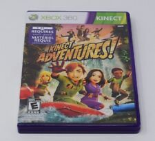 Microsoft Xbox 360 Kinect Adventures NTSC - Requires Kinect Sensor