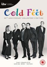 Cold Feet Series 1-7 DVD 2017 Region 2
