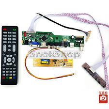 UNIVERSAL LCD LED CONTROLLER DRIVER BOARD T.V56.03 VGA HDMI RF USB LTN170X2-L02