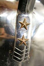 Vtg Rare REVERE WARE Art Deco Tea Kettle Pot Teapot Copper Bottom Chrome Body NY